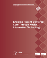 Cover of Enabling Patient-Centered Care Through Health Information Technology