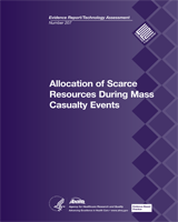 Cover of Allocation of Scarce Resources During Mass Casualty Events