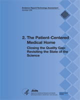 Cover of Closing the Quality Gap: Revisiting the State of the Science (Vol. 2: The Patient-Centered Medical Home)