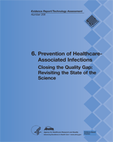 Cover of Closing the Quality Gap: Revisiting the State of the Science (Vol. 6: Prevention of Healthcare-Associated Infections)