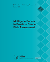 Cover of Multigene Panels in Prostate Cancer Risk Assessment