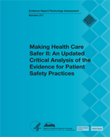 Cover of Making Health Care Safer II