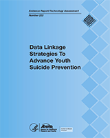 Cover of Data Linkage Strategies to Advance Youth Suicide Prevention