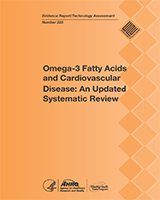 Cover of Omega-3 Fatty Acids and Cardiovascular Disease