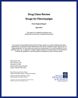 Cover of Drug Class Review: Drugs for Fibromyalgia