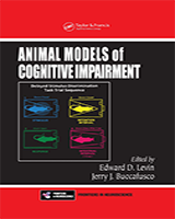 Cover of Animal Models of Cognitive Impairment