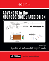 Cover of Advances in the Neuroscience of Addiction