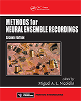 Cover of Methods for Neural Ensemble Recordings
