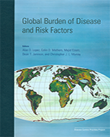 Cover of Global Burden of Disease and Risk Factors