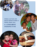 Cover of Children and Youth with Special Healthcare Needs in Healthy People 2020