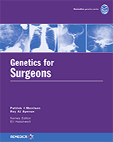 Cover of Genetics for Surgeons