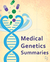 Cover of Medical Genetics Summaries