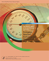 Cover of The Seventh Report of the Joint National Committee on Prevention, Detection, Evaluation, and Treatment of High Blood Pressure