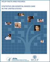 Cover of HCUP Facts and Figures: Statistics on Hospital-based Care in the United States