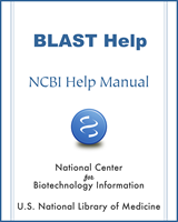 Cover of BLAST® Command Line Applications User Manual