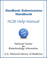 Cover of The GenBank Submissions Handbook