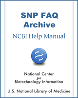 Cover of SNP FAQ Archive