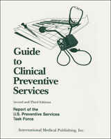 Cover of Guide to Clinical Preventive Services