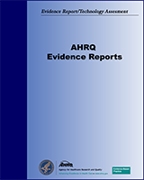 Cover of AHRQ Evidence Reports