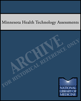 Cover of Minnesota Health Technology Assessments