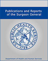 Cover of Publications and Reports of the Surgeon General