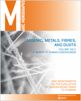 Cover of Arsenic, Metals, Fibres and Dusts
