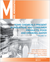 Cover of Some Chemicals Present in Industrial and Consumer Products, Food and Drinking-Water