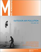 Cover of Outdoor air pollution