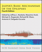 Cover of Jasper's Basic Mechanisms of the Epilepsies