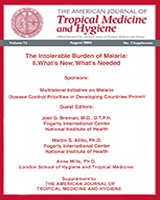 Cover of The Intolerable Burden of Malaria II: What's New, What's Needed