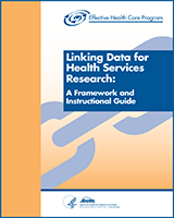 Cover of Linking Data for Health Services Research