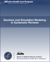 Cover of Decision and Simulation Modeling in Systematic Reviews