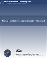 Cover of Global Health Evidence Evaluation Framework