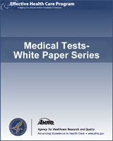 Cover of Medical Tests-White Paper Series