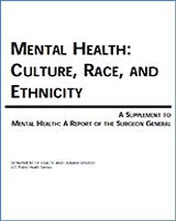 Cover of Mental Health: Culture, Race, and Ethnicity