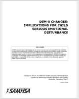 Cover of DSM-5 Changes