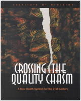 Cover of Crossing the Quality Chasm