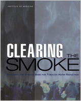 Cover of Clearing the Smoke