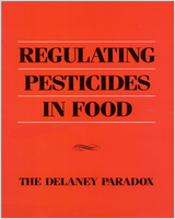 Cover of Regulating Pesticides in Food