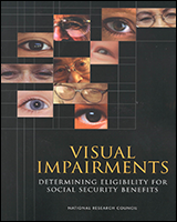 Cover of Visual Impairments: