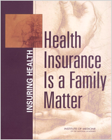 Cover of Health Insurance is a Family Matter