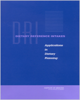 Cover of Dietary Reference Intakes