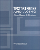 Cover of Testosterone and Aging