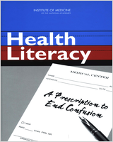 Cover of Health Literacy