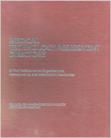 Cover of Medical Technology Assessment Directory