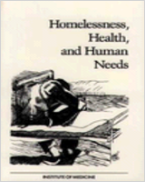 Cover of Homelessness, Health, and Human Needs
