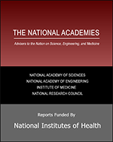 Cover of Examining the Health Disparities Research Plan of the National Institutes of Health