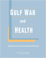 Cover of Gulf War and Health