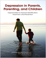 Cover of Depression in Parents, Parenting, and Children