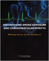 Cover of Secondhand Smoke Exposure and Cardiovascular Effects